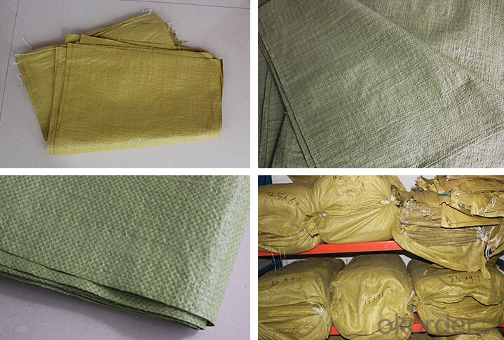 polypropylene woven bag for packing feed