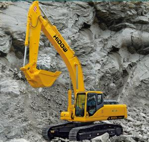 SINOTRUK - THE HIDOW HYDRAULIC EXCAVATOR HW360-8