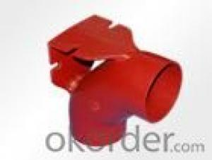 ductile iron pipe Sewage Water