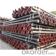ductile iron pipe china mainland