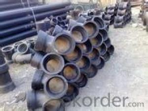 ductile iron pipe china Sewage Water