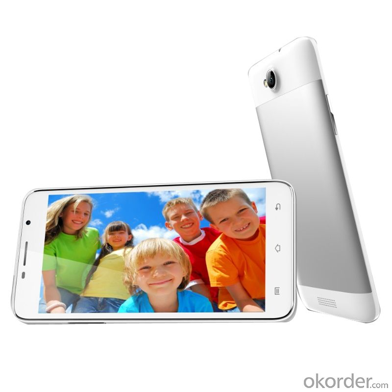 Android Smart Mobile Phone with Dual SIM Dual Core