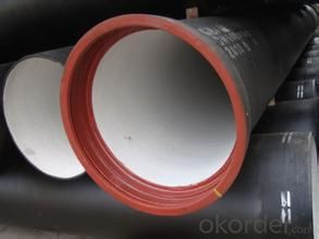 ductile iron pipe of chinaISO4633