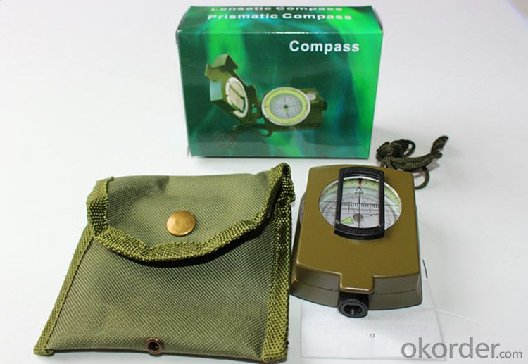 Army or Military Metal Compass DC45-2a