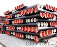 ductile iron pipe china NEGOTIATED