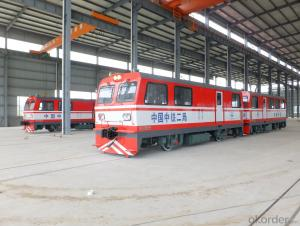 Heavy-duty railway car  for transportation model ZTJC290