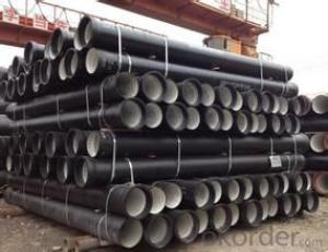 ductile iron pipe of chinaClass in bulk