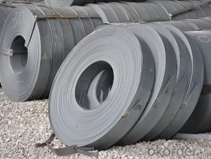 High grade hot rolled narrow strip steel
