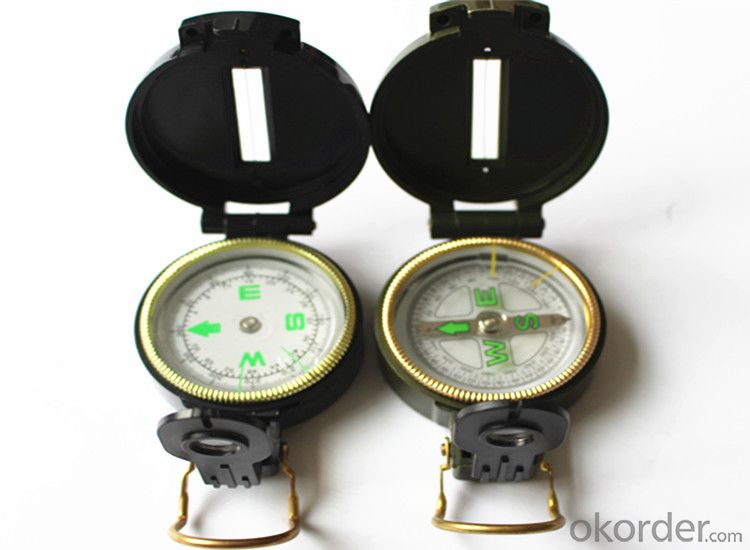 Professional Metal Compass for Military User