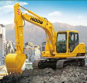 SINOTRUK - THE HIDOW HYDRAULIC EXCAVATOR HW130-8