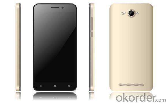 Dual Core Dual SIM 4.7inch Smart Phone with Mtk6572 Android4.2
