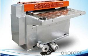 ​Slitting or Cutting Machine for Packaging Industry
