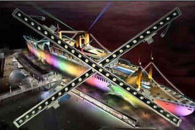 LED Wall Washer Lights CMAX-X2
