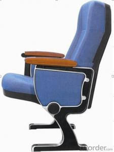 Cinema Chair/Theatre Chair/Auditorium Chairs With Table Pad  9013