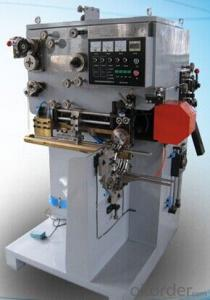 Front-feeding and Rear-feeding Seam Welder for Packaging Industry