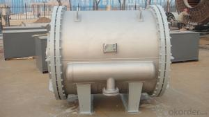 Spiral plate heat exchanger(Non-Detachable)