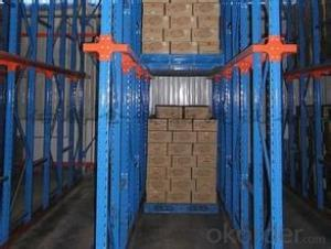 Drive in Type Pallet Racking Shelving System