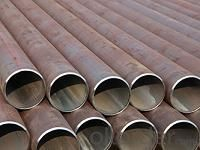 EXPANDED STEEL PIPE ASTM A 53/ASTM A36 /ASTM A500