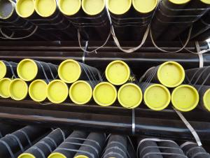 ERW WELDED STEEL PIPE FOR OIL,GAS,WATER DELIVERY