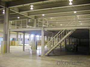 Steel Platform for Warehosue of  Good Quality