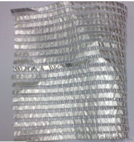 Aluminum Foil Shading Screen for greenhouse