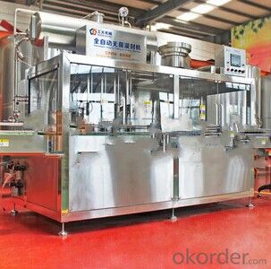 5L Cans Aseptic Automatic Filling Machine