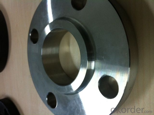 STAINLESS STEEL PIPE FORGED FLANGES 304/316 ANSI B16.5