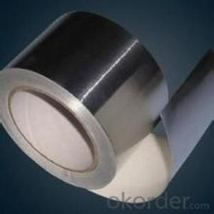 Aluminium Foil Tape High Tensile Strength Stable Chemical Performance