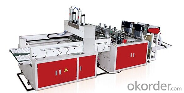 HSCG High Speed Automatic Bag Making Machine