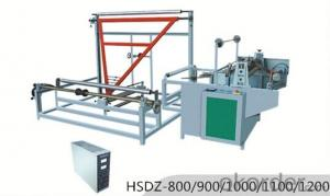 HSDZ-500 / HSDZ-800 Film Folding Machine