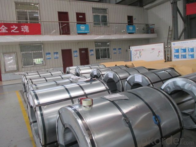 STAINLESS STEEL COILS  with seaworthy export package