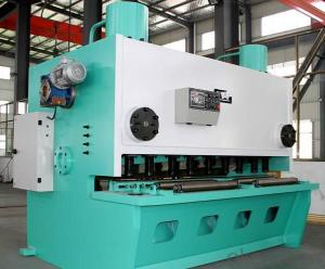 ALUMINUM COIL RECOIL AND CUT TO LENTH MACHINE