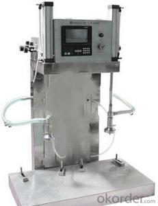 Keg Filling Machine With Single , Double Heads