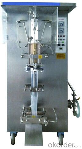 Automatic Liquid Packaging Machine for Packaging Industry