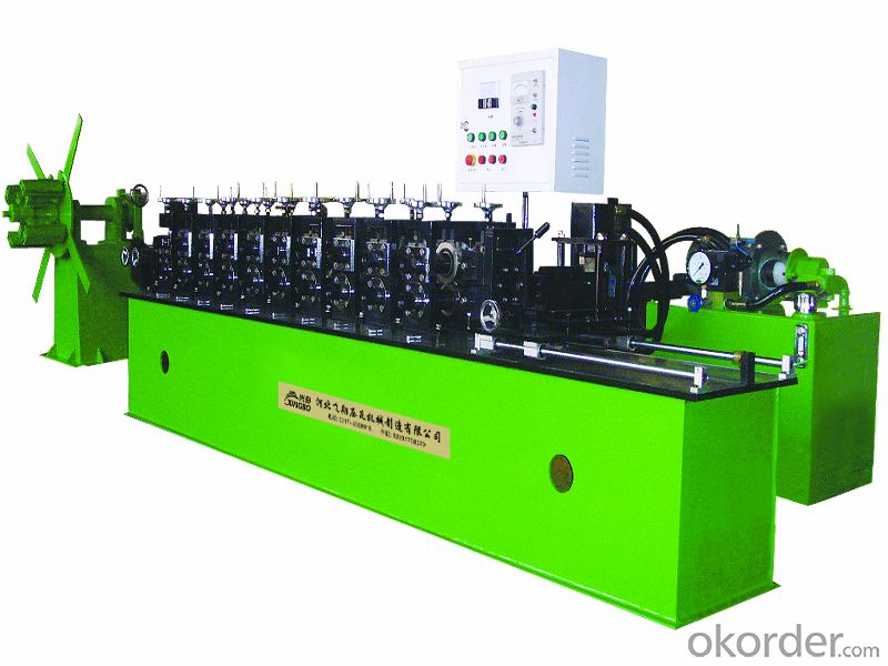 T-SHAPE ROOF FOR BUILDING ROLL FORMING MACHINE