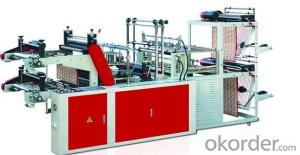 HSLJ High Speed Bag-on-roll Making Machine