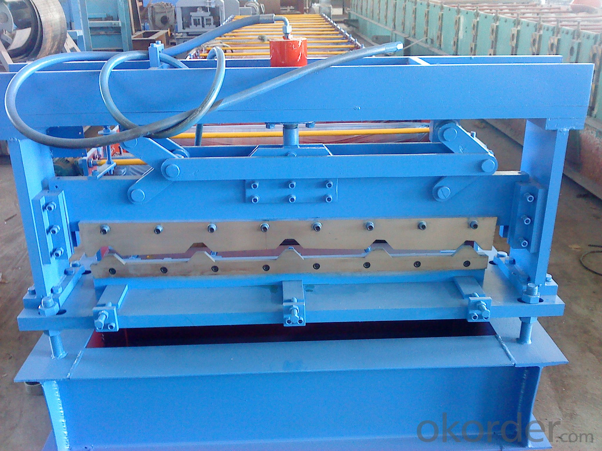 HIGHWAY FLOOR DECK  FOR BUILDING ROLL FORMING MACHINE