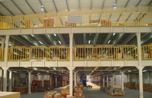 Steel Platform for Warehosue of  Good Quality
