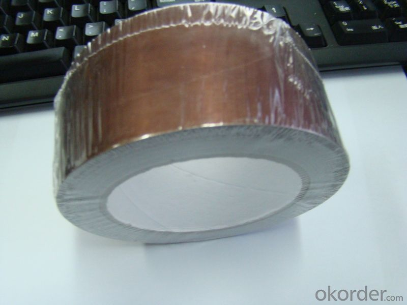 Aluminum Foil Tape Self Adhesive No Residue