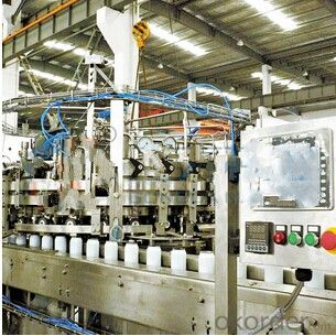 Cans Isobaric Filling Line for Beer Cans