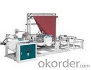 HSDZ-500 / HSDZ-800 Film Folding Machine