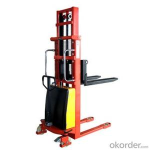 PRODUCT NAME:Semi-electric stacker-SPN10 series