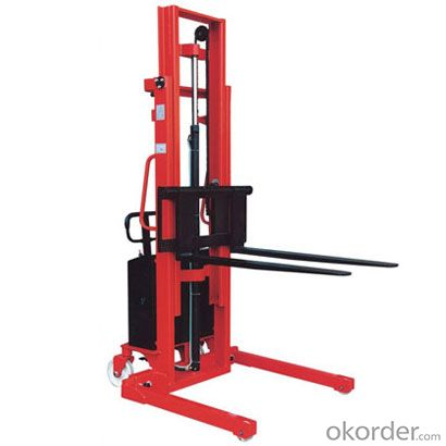 PRODUCT NAME:Semi-electric Stacker SPN-A series