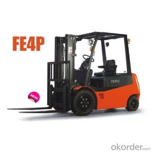 PRODUCT NAME:Battery Forklift FE4P series