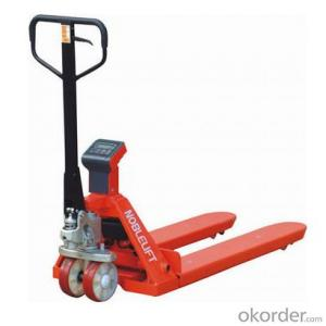 PRODUCT NAME:Pallet Truck With Scale HP ESR20