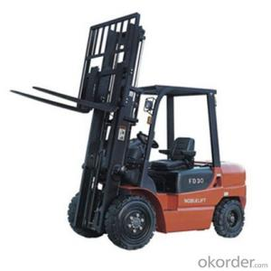 PRODUCT NAME:Diesel forklift--CPCD series