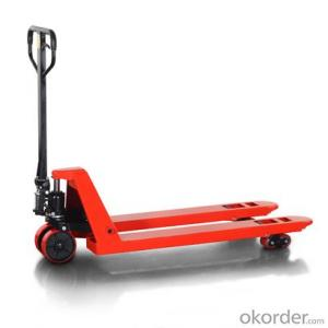 PRODUCT NAME:High quality Hand Pallet Truck DF