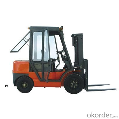 PRODUCT NAME:High quality Diesel Forklift CPCD50-70