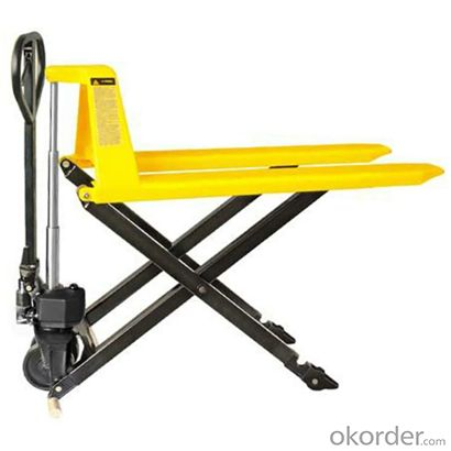 PRODUCT NAME:High Lift Pallet Truck--SLT10