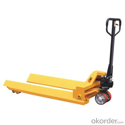 PRODUCT NAME:High Quality Roll Pallet Truck AC20R